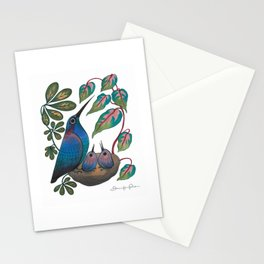 Mama Bird Stationery Cards