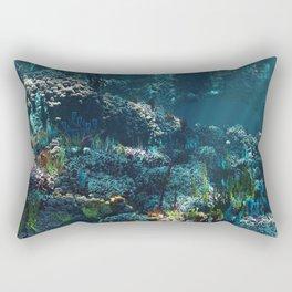 Nemo's Garden Rectangular Pillow