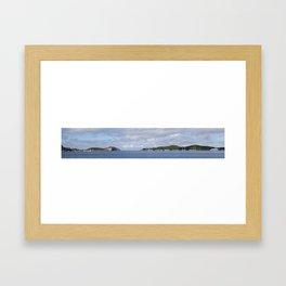 New Caledonia Framed Art Print
