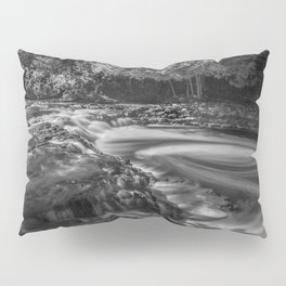 Ocqueoc Falls, Michigan. Pillow Sham