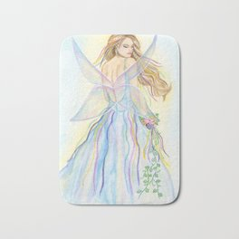 Fairy Bride Bath Mat