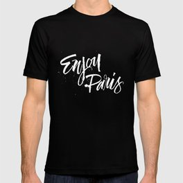 Enjoy Paris T-shirt