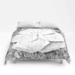 Pansy Whisper Comforters