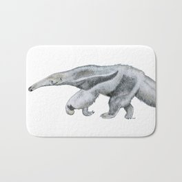 Thirsty Anteater Bath Mat