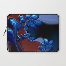 Ruby Blue Laptop Sleeve