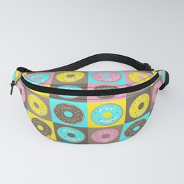 Check Out the Donuts! Fanny Pack