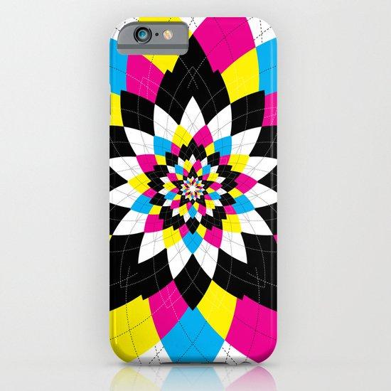CMYK Argyle iPhone & iPod Case
