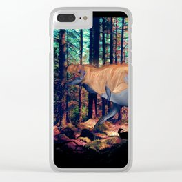 Hell's Creek Clear iPhone Case
