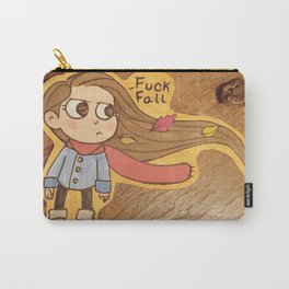 Fuck Fall Carry-All Pouch