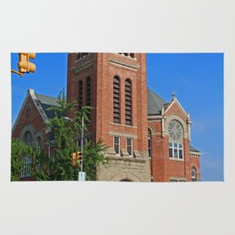 Ashland Avenue Baptist Church II Rug