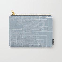 Oxnard Map, USA - Slate Carry-All Pouch