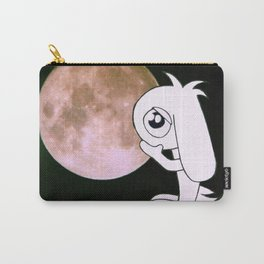 Howling Moon # Bob The Lop Carry-All Pouch