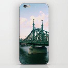 Green Bridge iPhone Skin