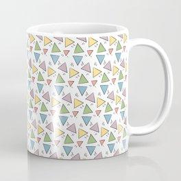 Dancing Triangles Coffee Mug