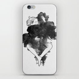 You are my inspiration. iPhone Skin