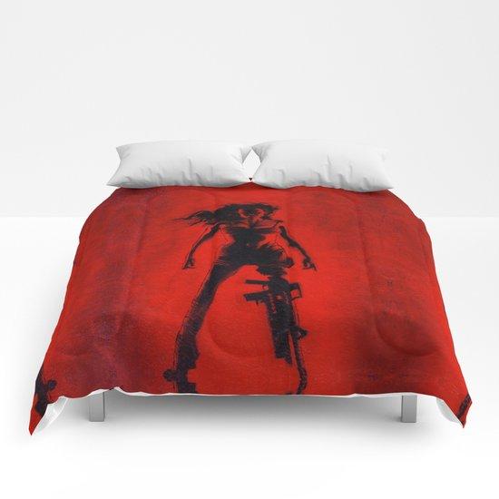 Cherry Darling Comforters