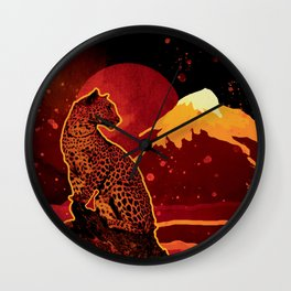 Save Them Wall Clock