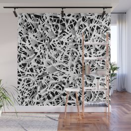 deep structure Wall Mural