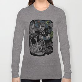 One of those flying dreams Long Sleeve T-shirt