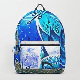 Blue Owl Backpack