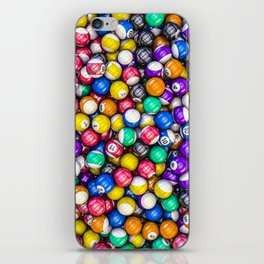 Poolhall Junkies iPhone Skin