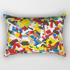 The Lego Movie Rectangular Pillow
