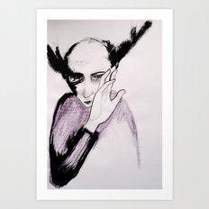 Bertolt Art Print