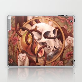 Capuchin Vanitas Laptop & iPad Skin