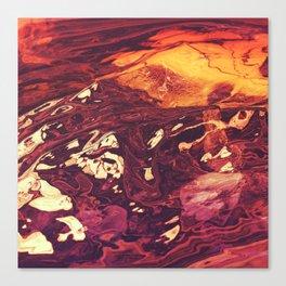 Mammoth Collide Canvas Print