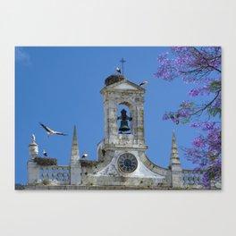 Arco da Vila, Faro 2 Canvas Print