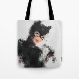 Selina the Cat Tote Bag