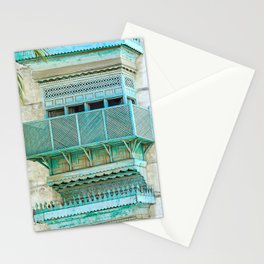 Al Balad Blue Stationery Cards