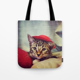 Axel the Liger Tote Bag