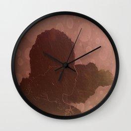 Jamaican Girl Wall Clock