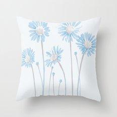 FLOWER PATTERN1 Throw Pillow