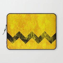 Distressed Charlie Brown Laptop Sleeve