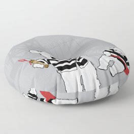 Lamb Shanks Floor Pillow