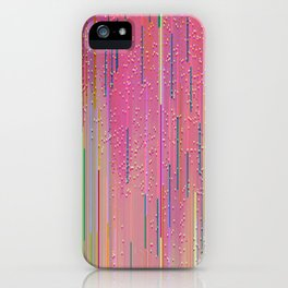 into nature (hex2_crop2) iPhone Case