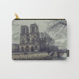 Notre Dame 1 Carry-All Pouch