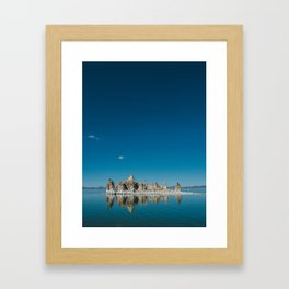 Mono Lake Framed Art Print