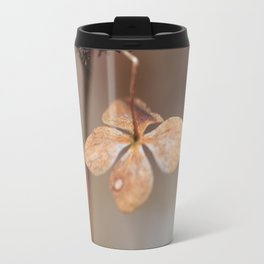 When days are getting colder Travel Mug