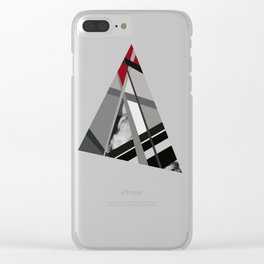 Venus of Triangle Clear iPhone Case