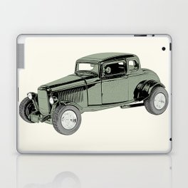 1932 Ford Coupe Laptop & iPad Skin
