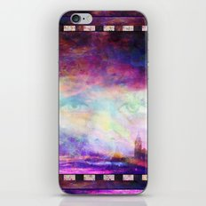 INSPIRING PARIS    Sacre Coeur iPhone & iPod Skin
