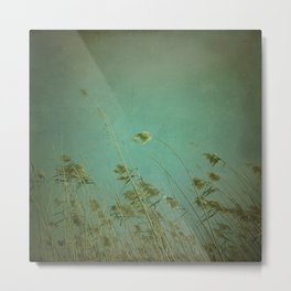 When the wind blows Metal Print