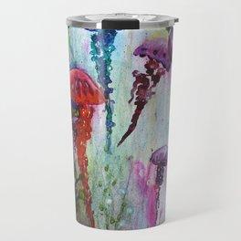 jolly jellyfish Travel Mug