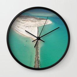 Destin Wall Clock