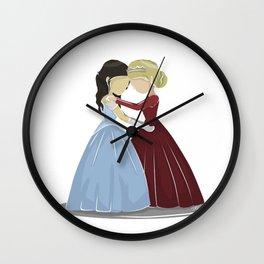 Princesses Wall Clock