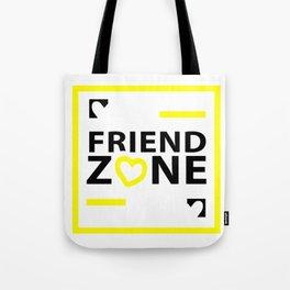 Friendship or Friendzone Love Tote Bag
