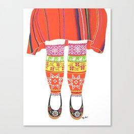 Muhu Socks Canvas Print
